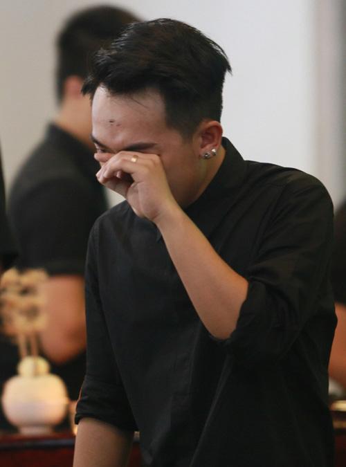 Phở khóc nghẹn ngào tiễn đưa Toàn Shinoda - 8