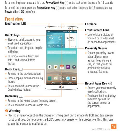 LG sắp tung smartphone màn hình lớn - 2