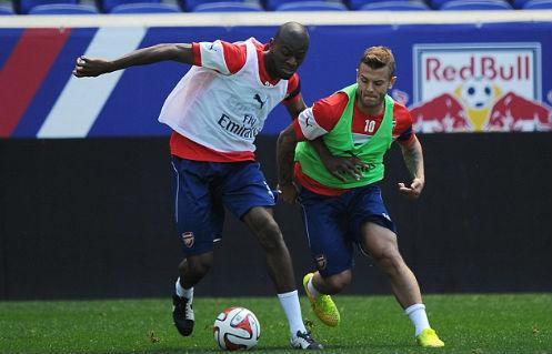 Arsenal: Cuộc cạnh tranh của Arsene Wenger - 1