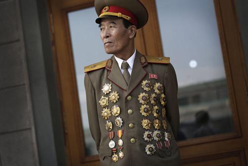 Triều Tiên bắn pháo hoa kỷ niệm ngày đình chiến - 4