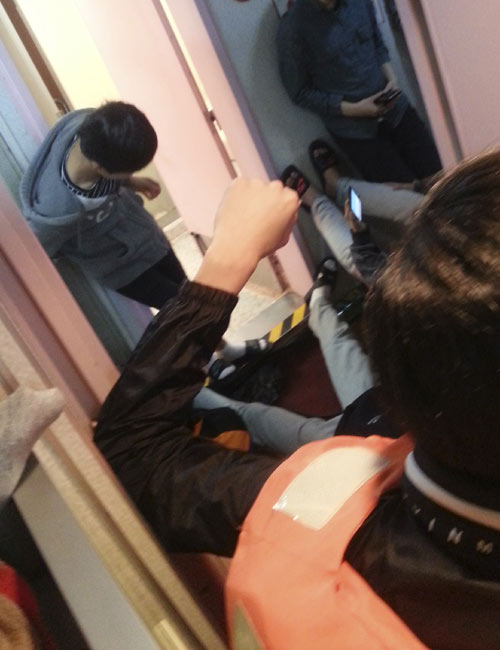 Trước tòa, học sinh kể lại phút hãi hùng trên phà Sewol - 2