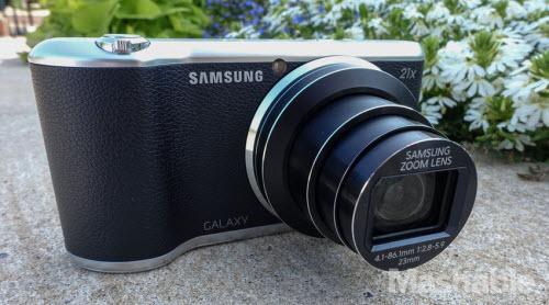 Galaxy Camera 2: Máy ảnh kiêm smartphone của Samsung - 1
