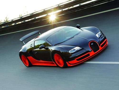 Bugatti Veyron xác nhận có siêu xe mới - 1