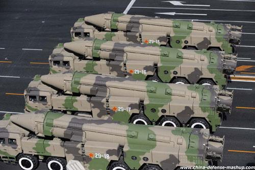Mỹ e sợ gì nếu xảy ra chiến tranh với Trung Quốc? - 2