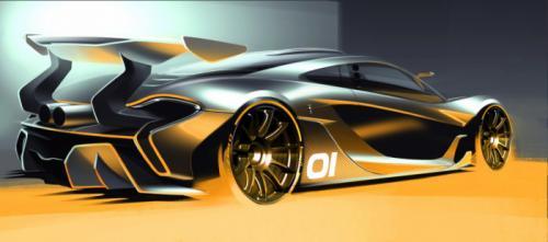 Siêu xe McLaren P1 GTR có giá 3,3 triệu USD - 1