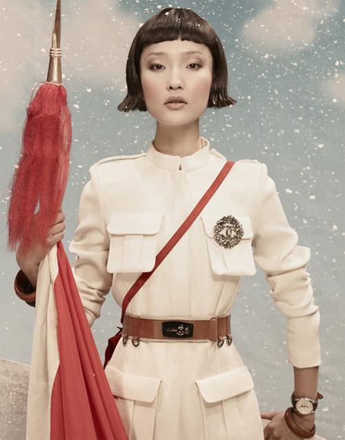"""7 chân dài Á thay đổi cục diện """"cuộc chiến màu da"""" - 4"""