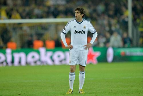 Kaka bỗng nhớ về Real và Mourinho - 1