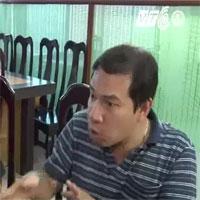 Clip Quang Thắng bày kế cho sếp tán trai đẹp