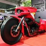 Ô tô - Xe máy - Xe độc tại lễ hội môtô lớn nhất Việt Nam