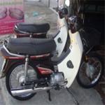 Ô tô - Xe máy - 5 xe máy Honda vang bóng một thời ở Việt Nam