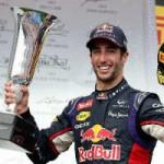 Thể thao - F1 - Hungarian GP: Ricciardo và chiến thắng kịch tính