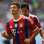 Bóng đá - Lewandowski tỏa sáng, Bayern vô địch Telekom cup