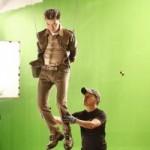 Ca nhạc - MTV - Mr. Đàm treo mình ở độ cao hơn 3 mét trong 2 tiếng