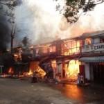 Tin tức trong ngày - Cháy lớn tại TP Buôn Ma Thuột, 11 cửa hàng bị thiêu rụi