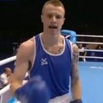 Thể thao - Võ sĩ boxing siêu tốc hạ đối thủ sau 30 giây