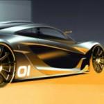 Ô tô - Xe máy - Siêu xe McLaren P1 GTR có giá 3,3 triệu USD