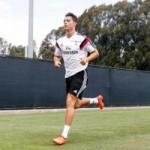 Bóng đá - Tin HOT tối 28/7: Ronaldo trở lại tập luyện riêng