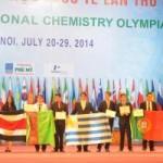 Giáo dục - du học - Việt Nam giành 2 huy chương Vàng Hoá học quốc tế