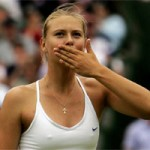 """Thể thao - Sharapova bị Bouchard vượt ở BXH """"tay vợt gợi cảm"""""""