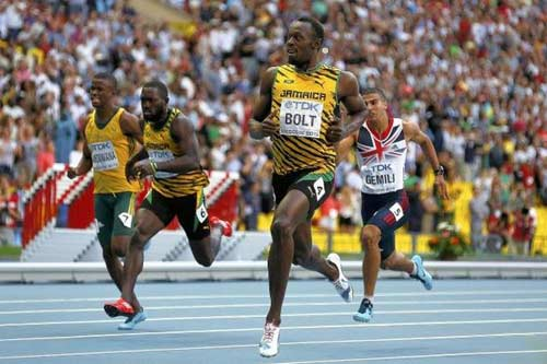 """Tin HOT 29/7: """"Kẻ đóng thế"""" cho Usain Bolt vô địch 100m - 1"""