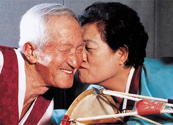 """Cặp vợ chồng U80 """"tình"""" nhất màn ảnh Hàn - 4"""