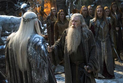 Trailer nóng hổi về đại chiến ở xứ sở người lùn Hobbit - 5