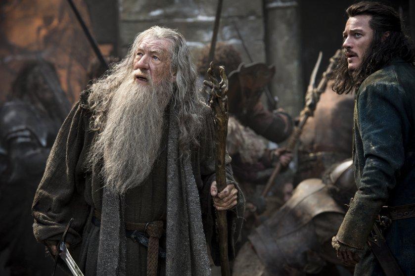 Trailer nóng hổi về đại chiến ở xứ sở người lùn Hobbit - 1