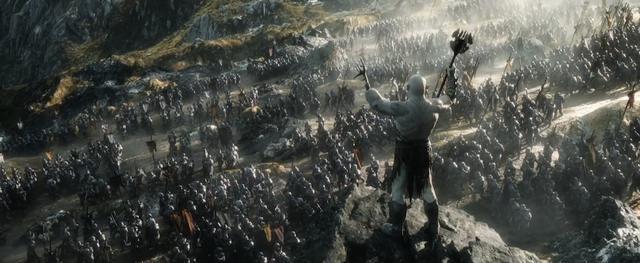 Trailer nóng hổi về đại chiến ở xứ sở người lùn Hobbit - 10