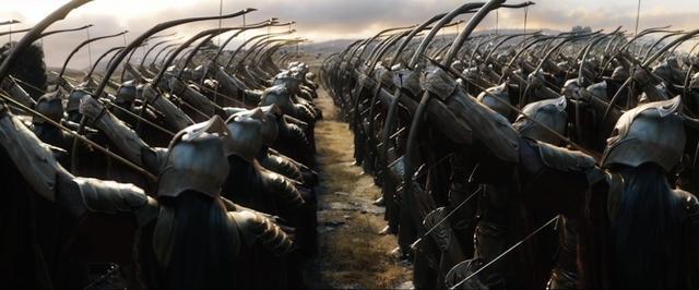 Trailer nóng hổi về đại chiến ở xứ sở người lùn Hobbit - 2