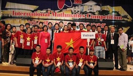 Thi toán học trẻ quốc tế, Việt Nam giành giải kỷ lục - 1