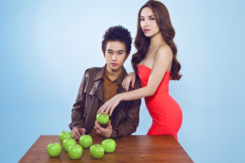 Yến Trang sexy bên hotboy phim đồng tính Thái Lan - 2