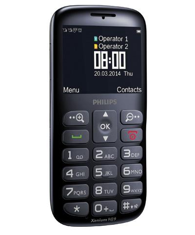 """Philips ra mắt loạt điện thoại mới, pin """"khủng"""" - 3"""