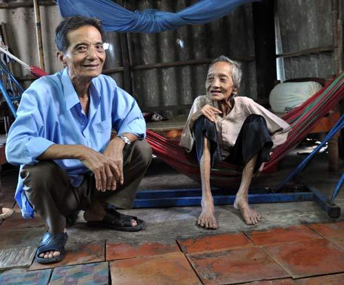 Cụ bà cao tuổi nhất Việt Nam: Có cả trăm con cháu - 2
