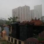 Tài chính - Bất động sản - Lạnh người chung cư tiền tỷ sát nghĩa trang