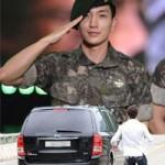 Ca nhạc - MTV - Trưởng nhóm Super Junior xuất ngũ bí mật