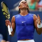 """Thể thao - """"Bò tót"""" Nadal và chiếc áo sát nách"""