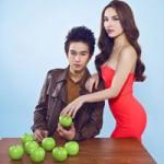 Yến Trang sexy bên hotboy phim đồng tính Thái Lan