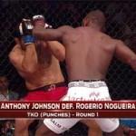 """Thể thao - UFC: Hạ gục """"huyền thoại"""" chỉ sau 44 giây"""