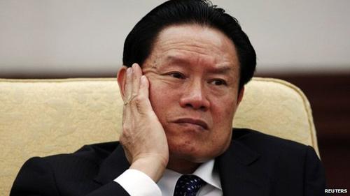 Trung Quốc chính thức điều tra Chu Vĩnh Khang - 1