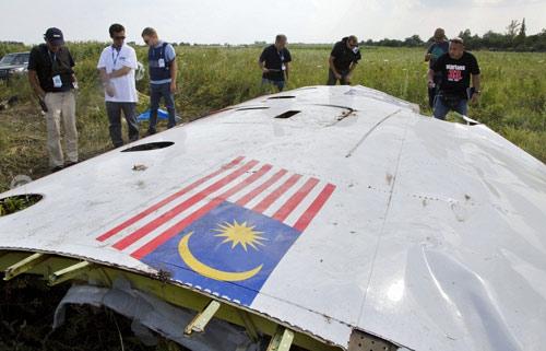 Vụ MH17: Cảnh sát quốc tế được phép sử dụng vũ khí - 1