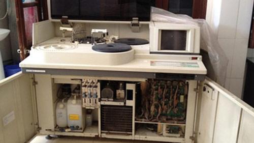 HN: Hủy máy xét nghiệm kém chất lượng ở BV Thường Tín - 1