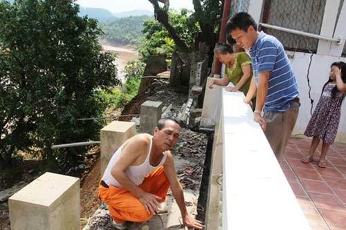 """Những ngôi nhà trên… """"miệng tử thần"""" ở Lạng Sơn - 10"""