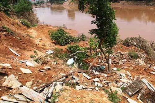 """Những ngôi nhà trên… """"miệng tử thần"""" ở Lạng Sơn - 2"""