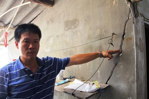 """Những ngôi nhà trên… """"miệng tử thần"""" ở Lạng Sơn - 7"""