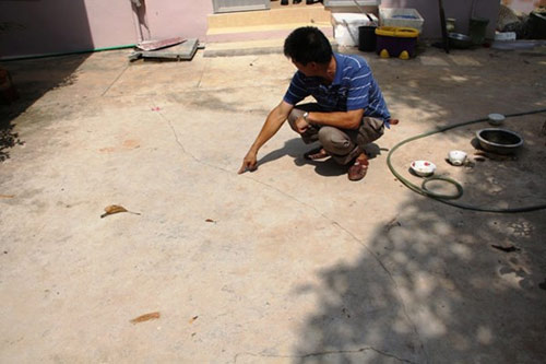 """Những ngôi nhà trên… """"miệng tử thần"""" ở Lạng Sơn - 8"""