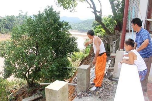 """Những ngôi nhà trên… """"miệng tử thần"""" ở Lạng Sơn - 9"""