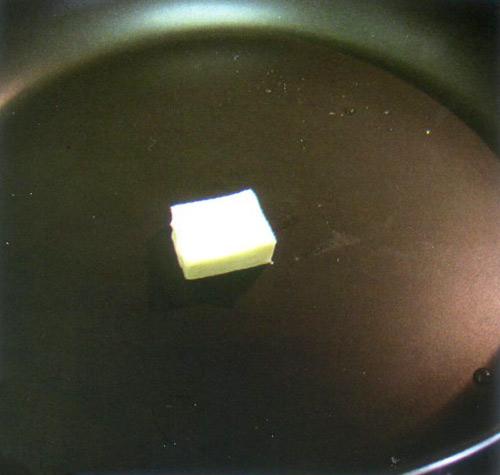 Thơm ngon, béo ngậy món trứng chiên thịt bò - 8