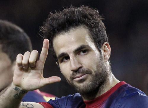 Fabregas: Quân bài tẩy của Mourinho - 1