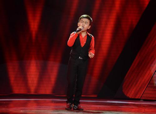 """Những giọng ca """"khủng"""" của The Voice Kids 2014 - 6"""