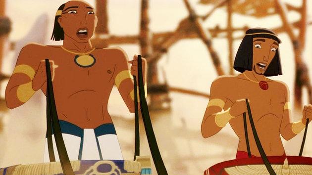 Trailer phim: The Prince Of Egypt - 3